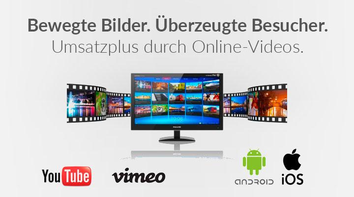 Online Video und Videomarketing von NETZPUNKTE°