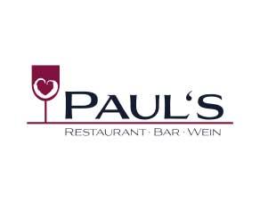Webdesign Referenz: Paul's Restaurant